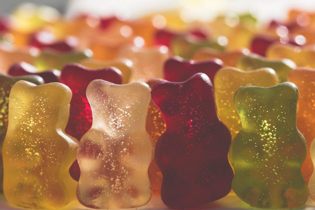 CBD Edible: Gummibären